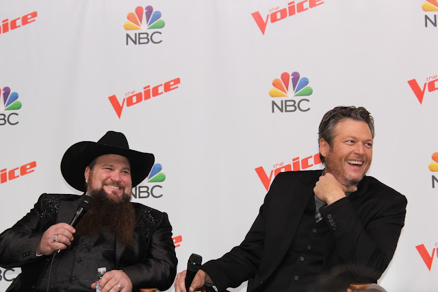 Sundance Head and Blake Shelton