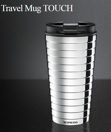 Travel Mug Nespresso Cafe