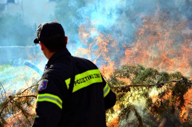 Πρέβεζα: ΔΗΜΟΣ ΖΗΡΟΥ - Συνεδρίασε το Συντονιστικό Όργανο Πολιτικής Προστασίας για την αντιμετώπισητων δασικών πυρκαγιών