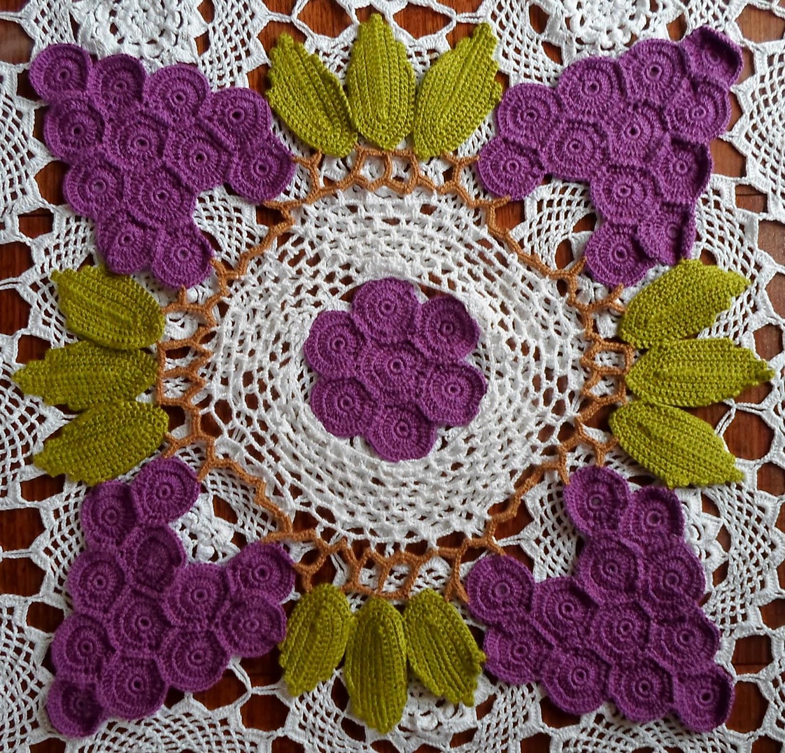 la ovejita carpetitas tejidas a crochet. Black Bedroom Furniture Sets. Home Design Ideas