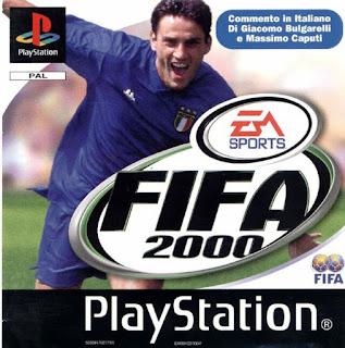 Montella FIFA 2000