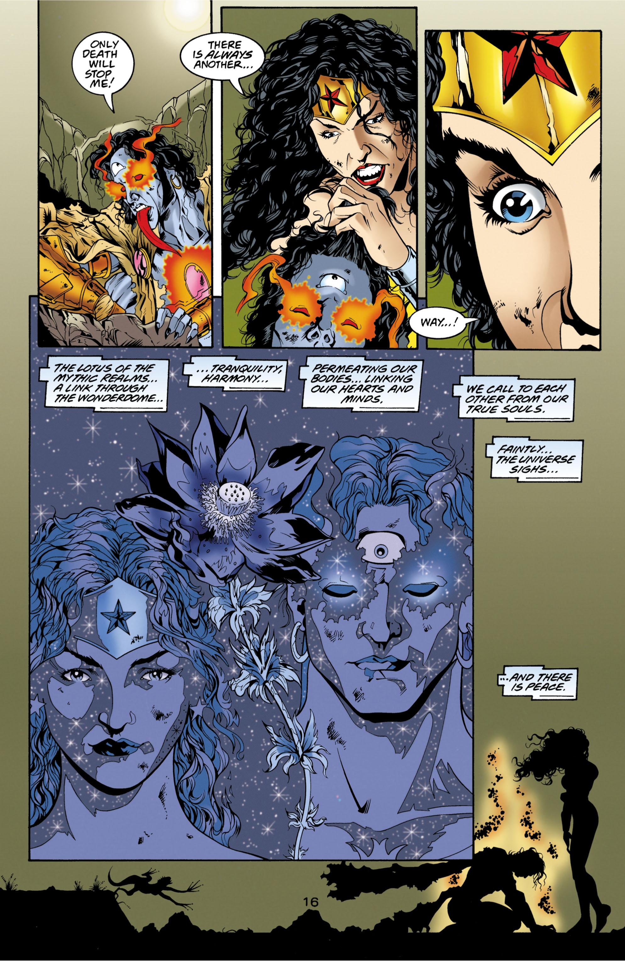 Read online Wonder Woman (1987) comic -  Issue #152 - 17