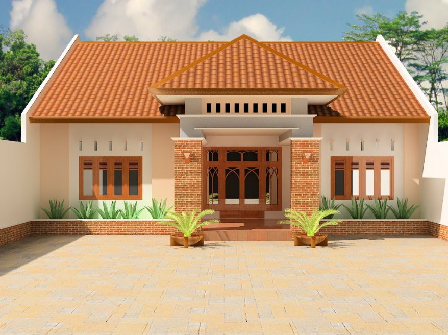 Model Teras Rumah Joglo Sederhana  model teras rumah joglo klasik rumah joglo limasan work