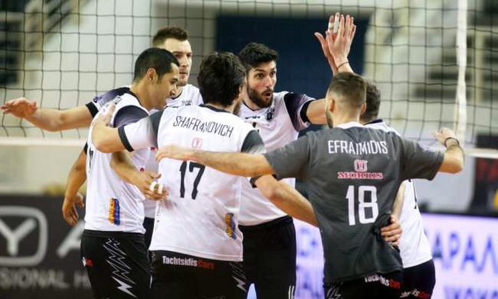 Ο ΠΑΟΚ νίκησε 3-0 τον Εθνικό Αλεξανδρούπολης