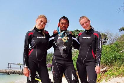Diving di Pulau Panjang Jepara