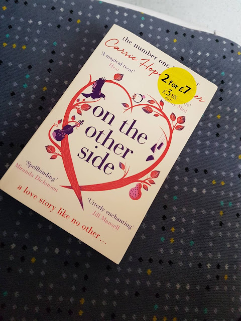 BOOK REVIEW | On The Other Side by Carrie Hope Fletcher