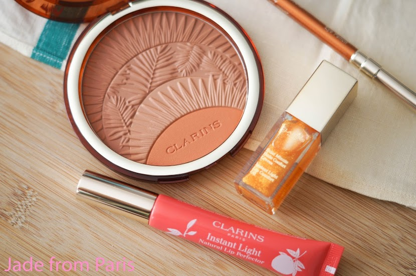 clarins collection hâle d'été 2017