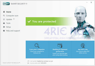 Eset Nod32 Antivirus & Eset Smart Security 10.1.210.0 Final Full