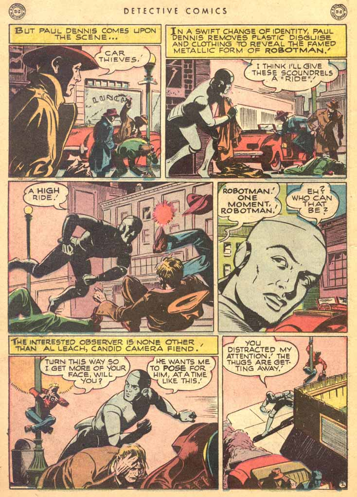 Detective Comics (1937) 146 Page 17
