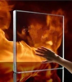Противопожарные стеклопаке