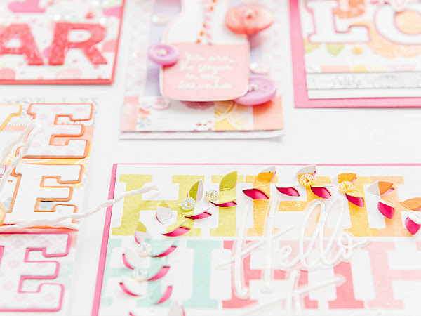 10 Ways to Letter with Pinkfresh Studio