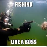 Fishing Like A Boss