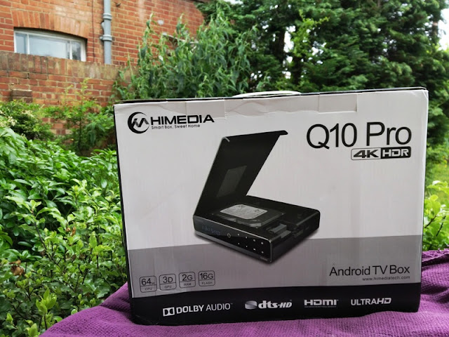 Gadget Explained: Himedia Q10 Pro Internet Android TV Box
