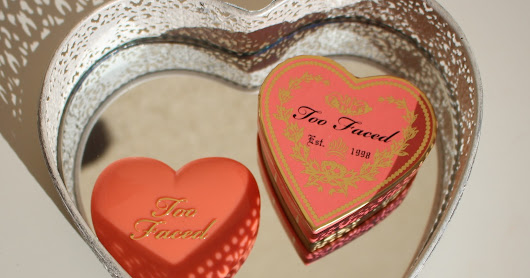 Too Faced - Love Flush and Sweethearts Blush ( I Heart Too Faced)
