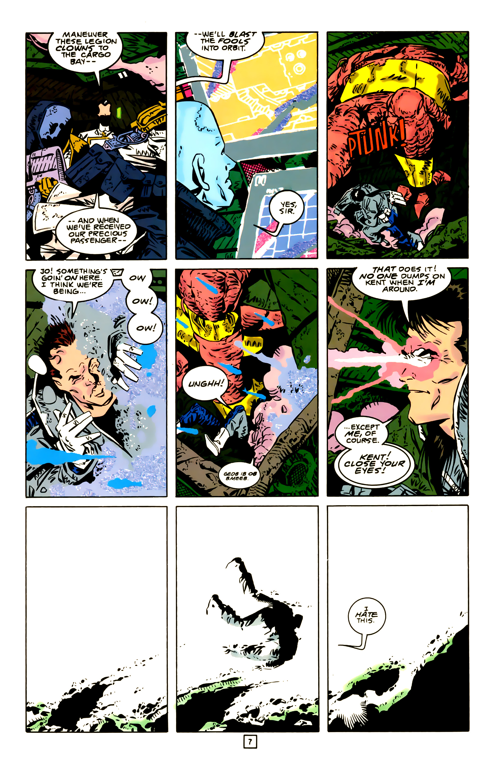 Legion of Super-Heroes (1989) 23 Page 7