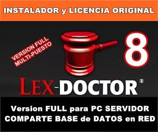 programa para abogados descarga lex doctor san martin capital caba buenos aires argentina