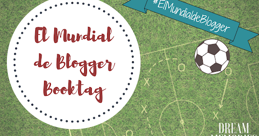 Booktag: El Mundial de Blogger - COLOMBIA