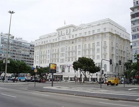 Copacabana Palace é vendido para grupo francês