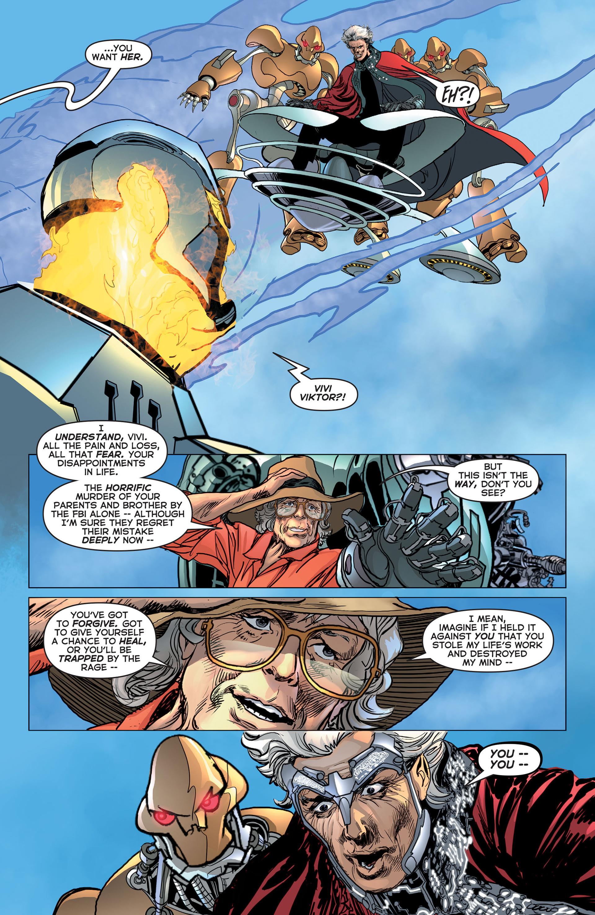 Read online Astro City comic -  Issue #15 - 18