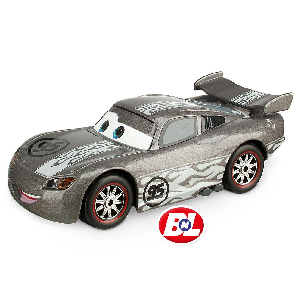Lightning Mcqueen Cars  Silver Edition