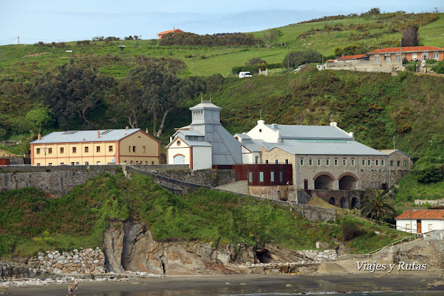 Mina de Arnao, Asturias