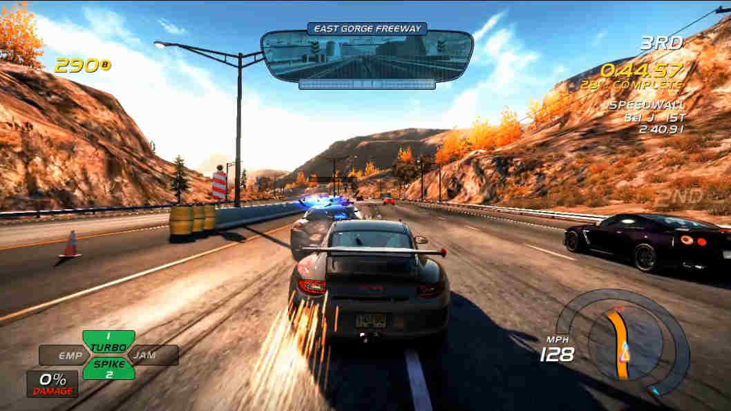 Need For Speed Hot Pursuit Xbox 360 Game Free Download  Full Games House-3802