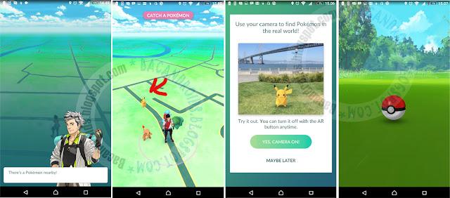 Tips Cara Mudah Mendapatkan Pokemon Pikachu di Pokemon GO
