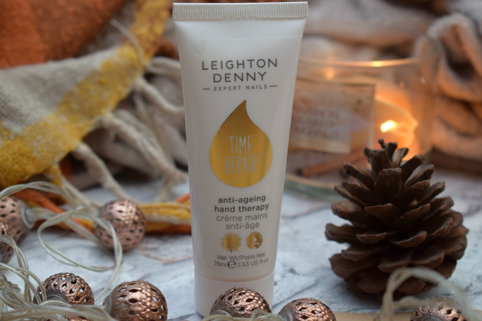 Leighton Denny Time Repair anti- aging hand therapy