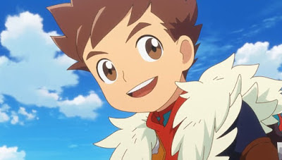Monster Hunter Stories: Ride On Episode 08 Subtitle Indonesia