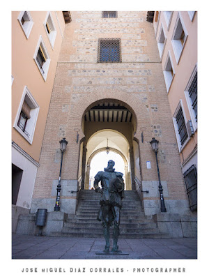 Arco de la Sangre de Toledo