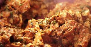 Dahi Papad Ki Sabzi Recipe - How to Make Dahi Papad Ki Sabzi at Home