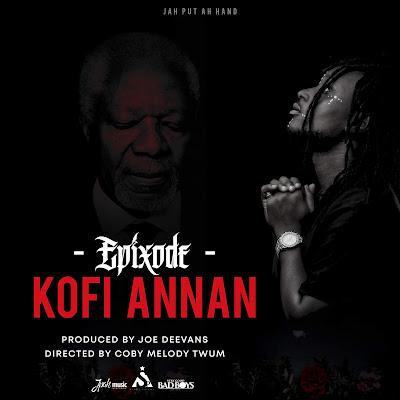 Epixode – Kofi Annan (Prod. DoBMusic) 2018 | Download Mp3