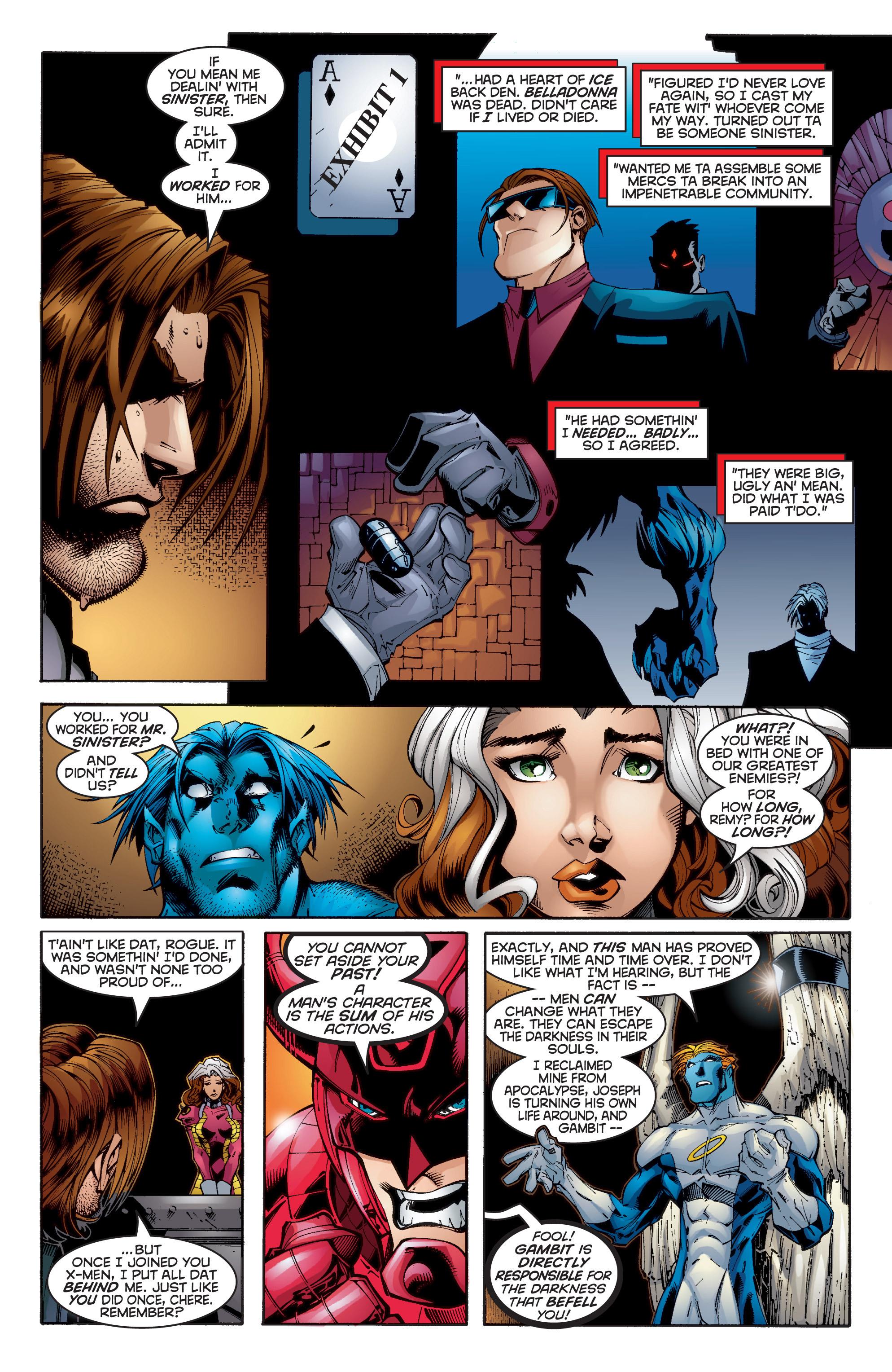 Read online Uncanny X-Men (1963) comic -  Issue #350 - 28