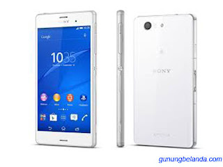 Tutorial Cara Flashing Sony Xperia Z3 D6653 Via Flashtool
