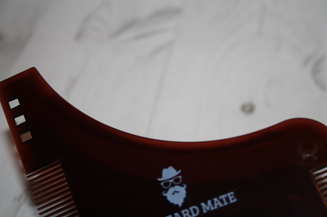 The Beard Mate - Shaping Tool