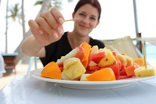 Eating Fruits Provides Health Benefits
