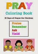 Prayer Coloring Book