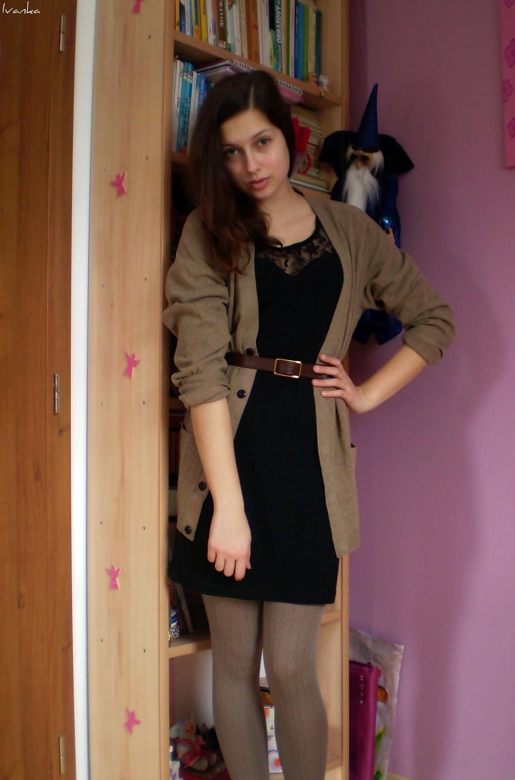 Fabulous Dressed Blogger Woman Ivanka From Slovakia
