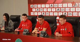 نجم حسنية أكادير يوجه رسالة قوية للاعبي البطولة الاحترافية ويطمئن المغاربة على مركز الظهير الأيسر