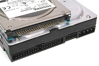 Harddisk ATA (Advanced Technology Attachment)