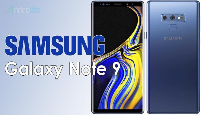 Samsung Galaxy Note 9 – Update Harga Terbaru 2018 Dan Spesifikasi