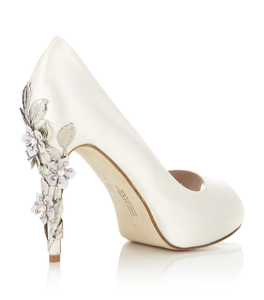 It's All In The Details: Covetable Wedding Shoes {guest