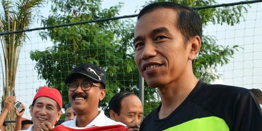 Jokowi Ingin Macet Jakarta Cepat Diatasi