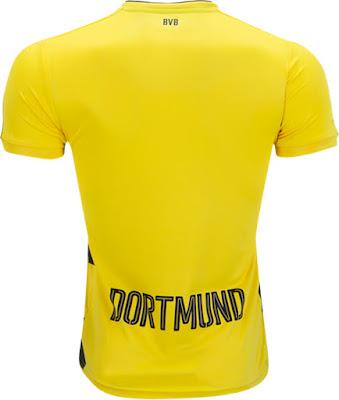 Puma BVB 09 Borussia Dortmund Home Replica Shirt