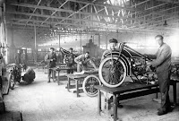 BMW R 32, 1923 Production
