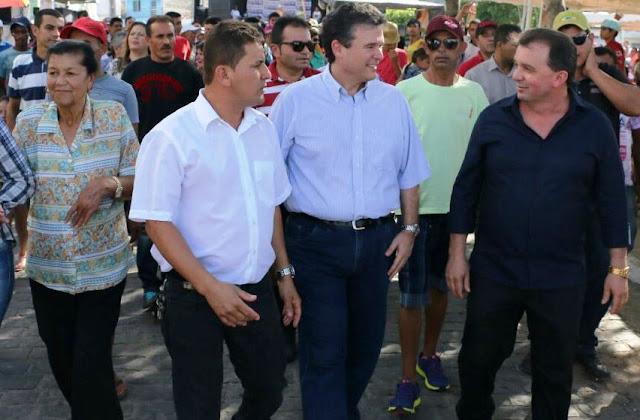 Rildo retirasse candidatura e maioria dos vereadores da oposição vão para a situação