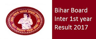 Bihar Board Inter 1st year Result
