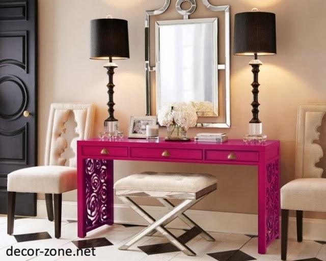 30 Modern dressing table designs for bedroom: ideas