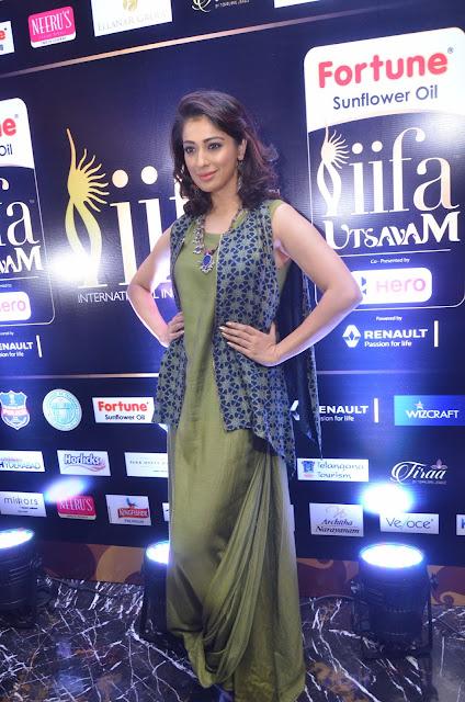 Lakshmi Rai HD Stills at IIFA Utsavam 2017