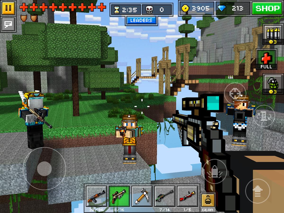Pixel Gun Download
